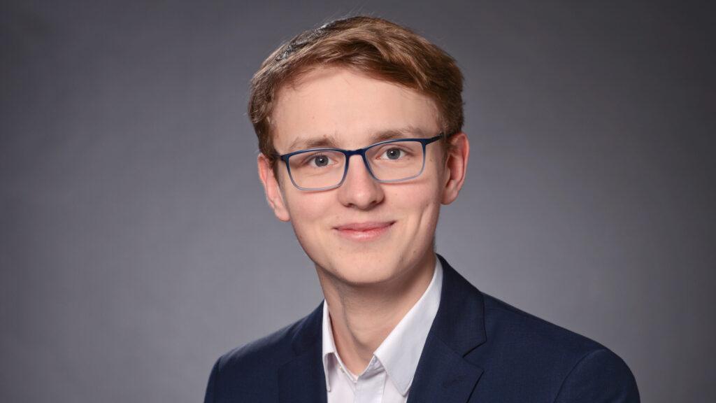 Portrait Jonas Wilkening