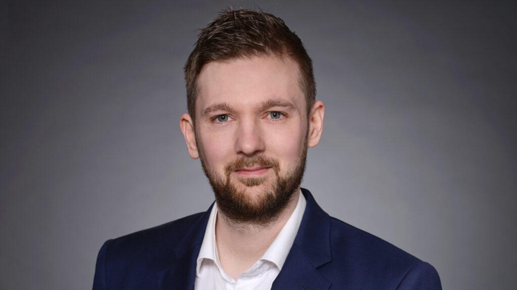 Portrait Alexander Kredig